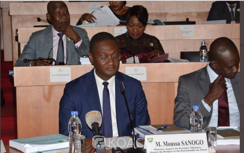 Côte d'Ivoire: Budget 2020, voici les crédits budgétaires alloués à plus de 10 Ministères
