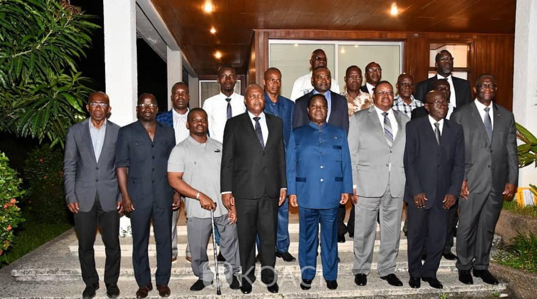 Côte d'Ivoire: Réunion du CDRP, Bédié fait mention de «nombreuses dérives de gouvernance du régime RHDP»