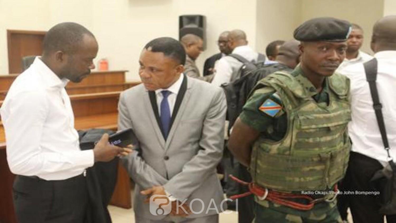 RDC: Un ministre provincial écope de 10 ans de prison après le meurtre d'un médecin