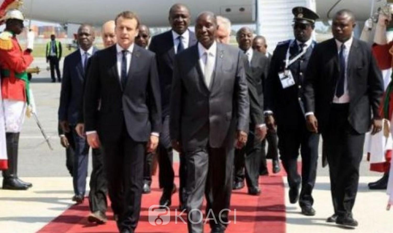 Côte d'Ivoire: Un  «conseiller» d'Emmanuel Macron évoque son   déplacement à Abidjan