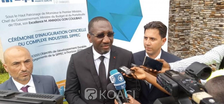 Côte d'Ivoire: Diarrassouba à propos du secteur de la cimenterie: «l'offre en capacité est passée d'une situation déficitaire de 2.5 millions de tonnes en 2012 à 10 millions de tonnes »