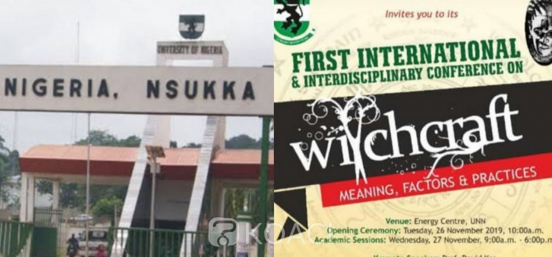 Nigeria: La CAN remontée contre la conférence sur la sorcellerie