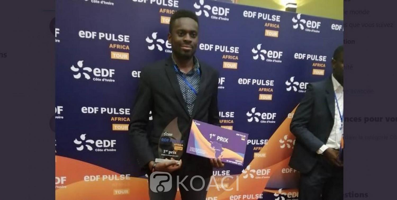 Côte d'Ivoire: La star-up ivoirienne LIFILED remporte le 1er prix du EDF Pulse Africa Tour édition 2019