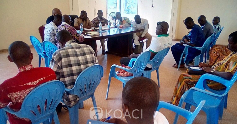 Côte d'Ivoire: Béoumi, pour éviter des conflits entre communautés, des propriétaires de bétail instruits sur les textes de loi