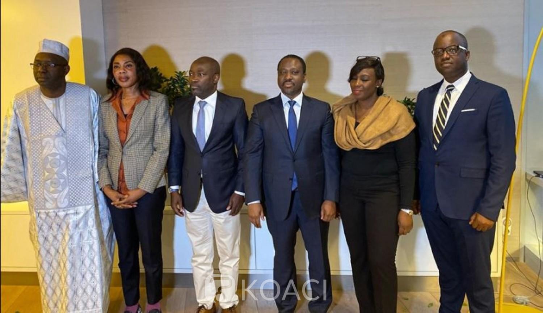 Côte d'Ivoire: A la Haye, Soro et Blé exhortent le régime d'Abidjan à organiser des assises pour vider le passif de la crise ivoirienne, voici le communiqué final