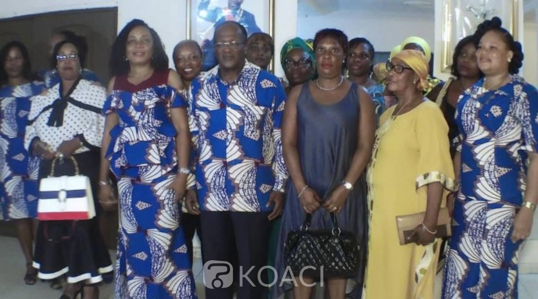 Côte d'Ivoire: 2020, les femmes de EDS en ordre de bataille souhaitent revoir Gbagbo au Palais présidentiel