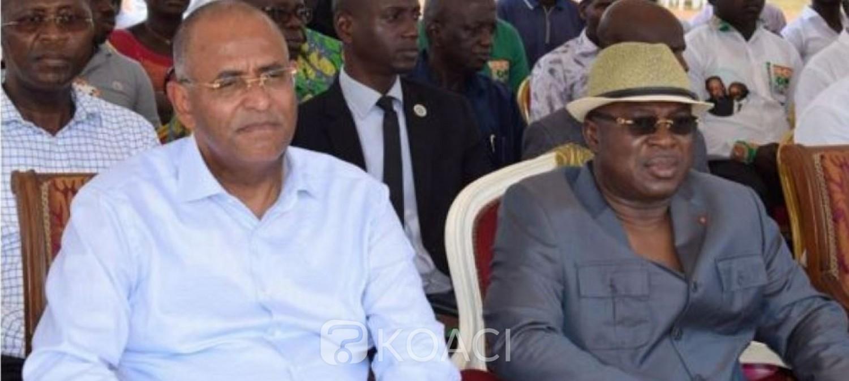 Côte d'Ivoire: Journée de reconnaissance à Ouattara, Issa Coulibaly annonce le démarrage des travaux de bitumage de l'axe Yakassé-Attobrou-Béttié