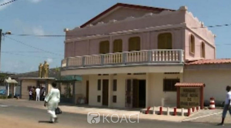 Côte d'Ivoire: Grand Bassam, un cimetière  et des habitations menacés de démolition