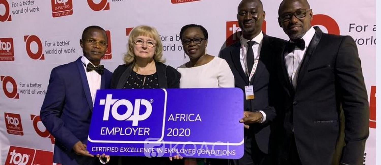 Côte d'Ivoire: Orange reçoit consécutivement pour la 7ème fois la certification Top Employer