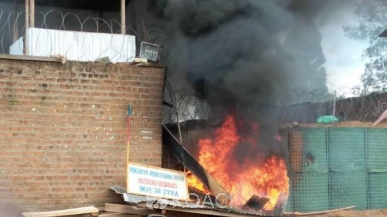 RDC: Béni, des habitants en colère brûlent la mairie après un nouveau massacre