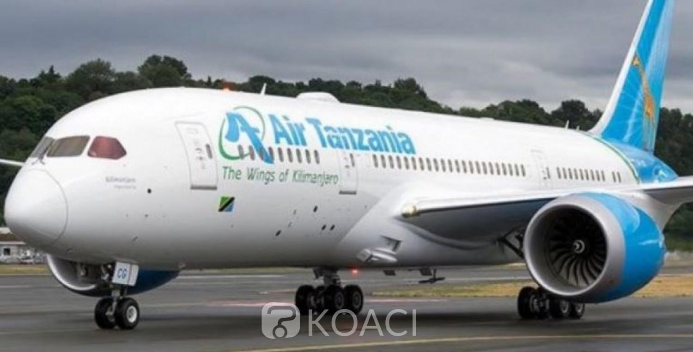 Tanzanie: Un avion tanzanien saisit au Canada
