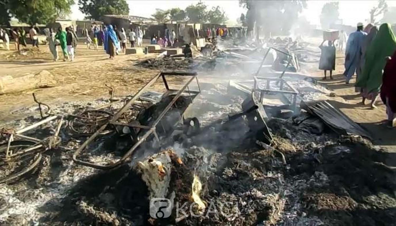 Nigeria: Trois paysans  retrouvés morts décapités dans  l'est