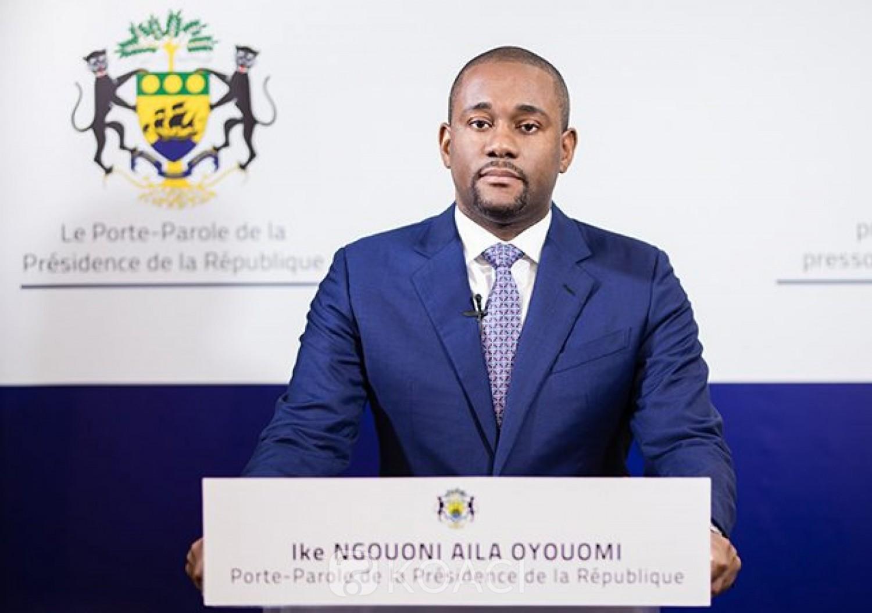 Gabon: Suspecté de corruption, Ike Ngouoni, porte-parole de la présidence, placé en détention