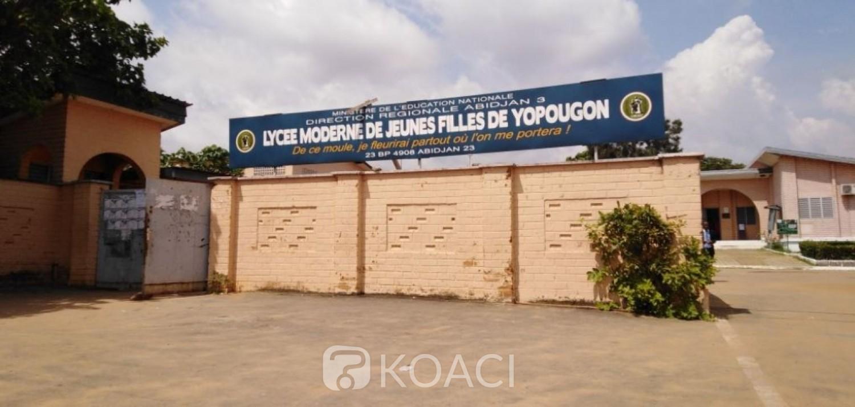 Côte d'Ivoire: Affaire pub des cristaux de menthe, l'élève jamais renvoyée, présentée à un conseil d'éducation