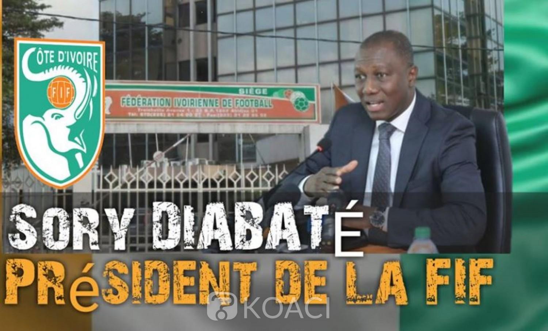 Côte d'Ivoire: Présidence de la FIF, Sory Diabaté va-t-il se lancer dans la course ?