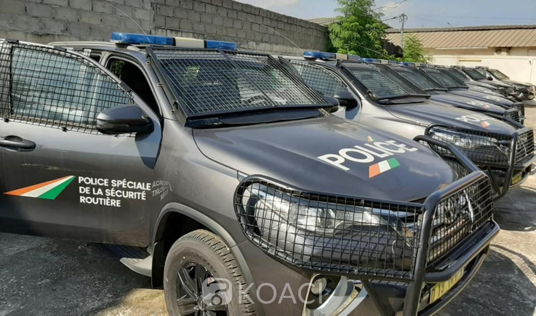 Côte d'Ivoire: Visite d'Etat dans le Hambol, une police spéciale de sécurité routière pour faire la dissuasion
