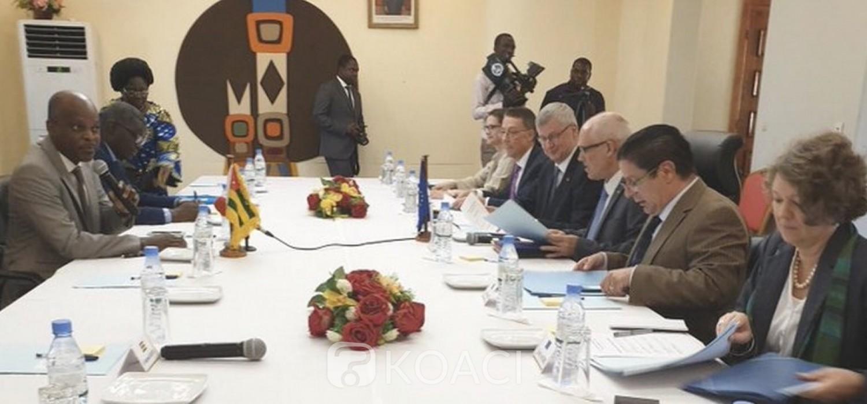 Togo: Dialogue UE-Togo, engagement et appel pour la présidentielle 2020