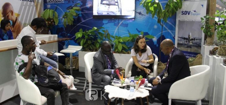 Côte d'Ivoire: Sara 2019, Bolloré Transport & Logistics expose son expertise pour une meilleure optimisation du processus d'exportation
