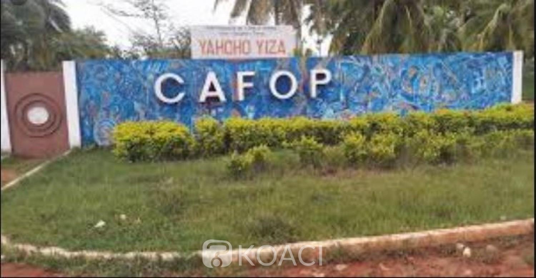 Côte d'Ivoire: CAFOP 2019-2020, tout candidat admis et  non inscrit à la date du 20 décembre  sera considéré comme démissionnaire