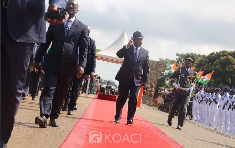 Côte d'Ivoire: Ouattara accueilli en liesse dans le Hambol, plus de 3000 hommes déployés pour la sécurisation de sa visite d'Etat