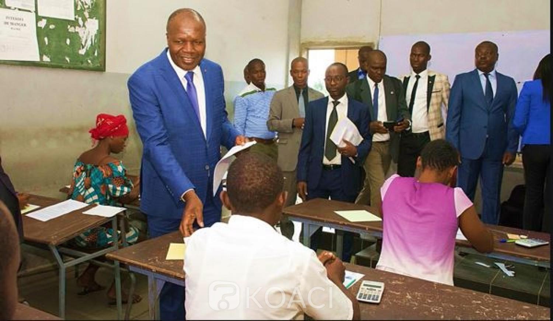 Côte d'Ivoire: Ministère de l'Enseignement supérieur, des syndicats informent Mabri de leur désir de boycotter les soutenances  du BTS, les raisons