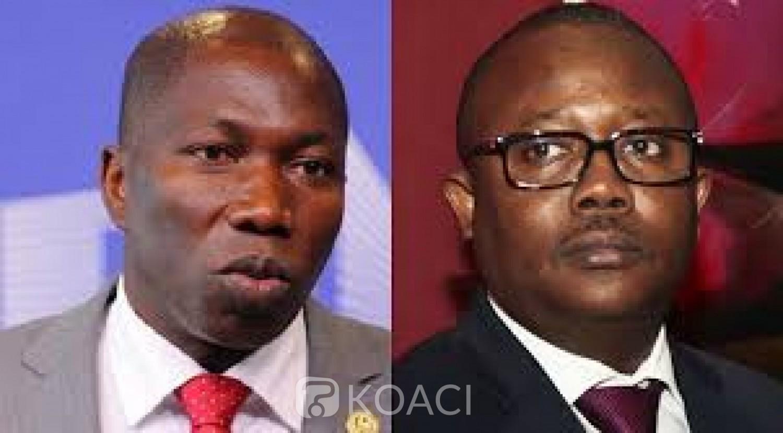 Guinée Bissau: Présidentielle, un second tour opposera Domingos Simões Pereira à  Umaro Sissoco Embaló, le Président Mario Vaz disqualifié