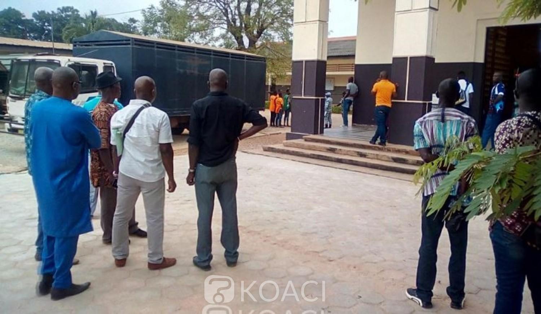 Côte d'Ivoire: Procès de l'étudiant en journalisme emprisonné à Bouaké, voici la décision du juge après l'audience ce jour