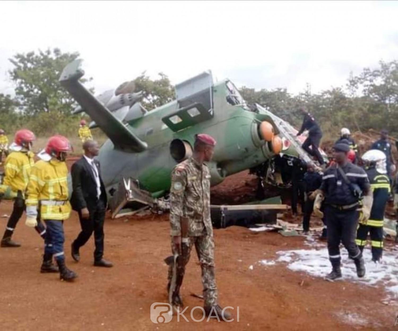 Côte d'Ivoire: Accident survenu à l'aérodrome de Katiola, les précisions de l'armée