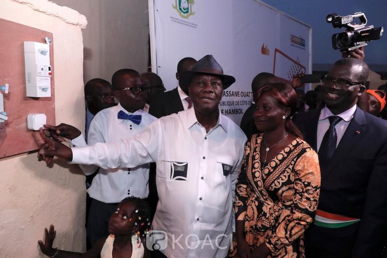 Côte d'Ivoire: Alassane Ouattara met sous tension le quartier moderne de Katiola