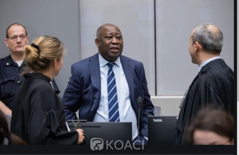 Côte d'Ivoire: CPI, quand la requête de Me Altit mélange les calculs  de  Laurent Gbagbo