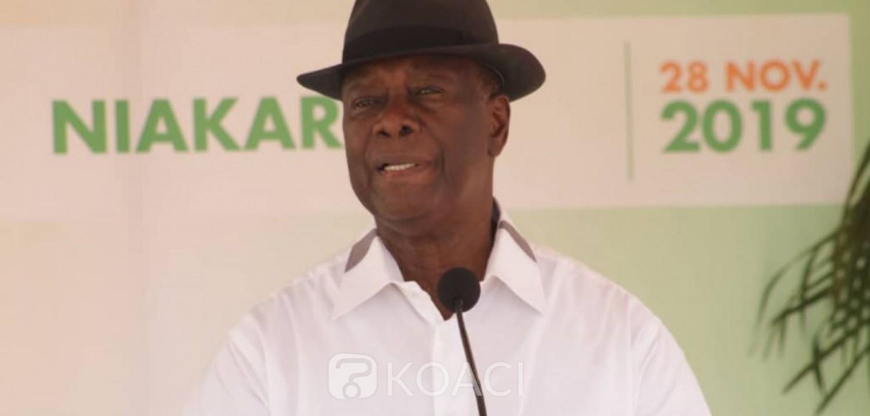 Côte d'Ivoire: A Niakara, Alassane Ouattara entend les doléances du Hambol et planifie son renouveau