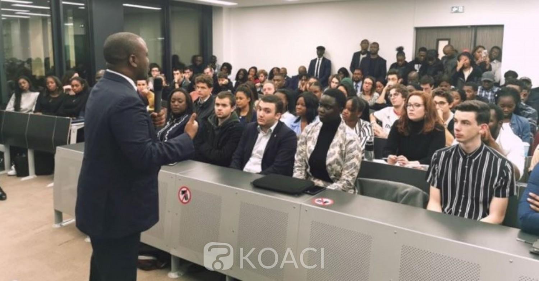 Côte d'Ivoire: Soro poursuit sa campagne devant des étudiants à Paris: «Je veux changer les choses dans mon pays»