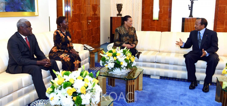 Cameroun: UA, Francophonie et Commonwealth à Yaoundé pour évaluer la mise en œuvre des recommandations du Grand dialogue national