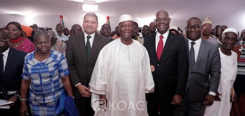 Côte d'Ivoire: Présidentielle de 2020, depuis Katiola, Ouattara propose 100 millions de FCFA de caution et un parrainage souple