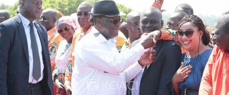 Côte d'Ivoire: Hambol, érection de localité en département, Alassane Ouattara : «On ne va pas bouger au-delà des 255 députés »