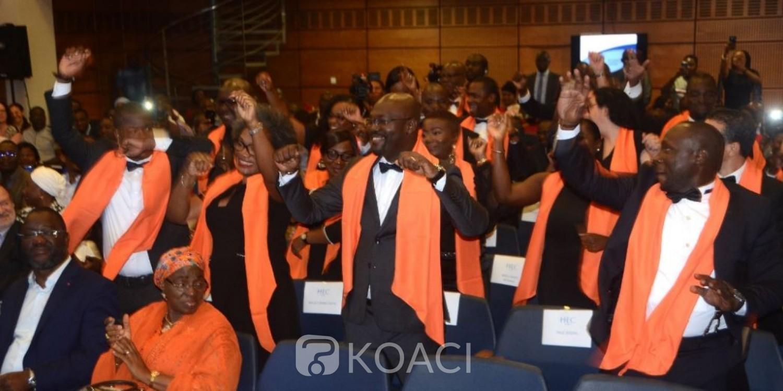 Côte d'Ivoire: La quatrième promotion du Certificat Executive MUST d'HEC Paris certifiée lors d'une cérémonie officielle