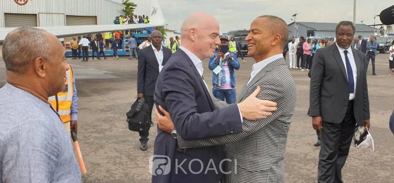 Afrique: Projets de la FIFA, une « ligue africaine » et un stade par pays