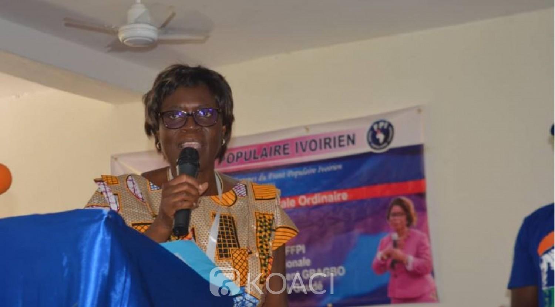 Côte d'Ivoire: A Yopougon, Simone «Gbagbo doit être au centre de nos revendications, mais notre vision, ce n'est pas Gbagbo, c'est la Côte d'Ivoire nouvelle», voici son message qui bouleverse