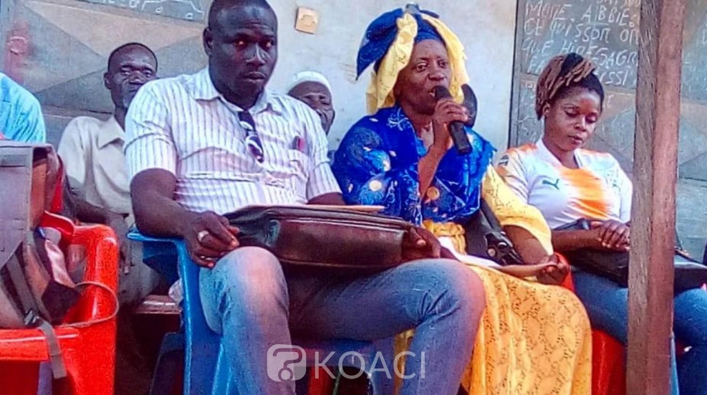 Côte d'Ivoire : Pose de première pierre du marché de Bouaké menacée ? Le maire Djibo accusé par des commerçants