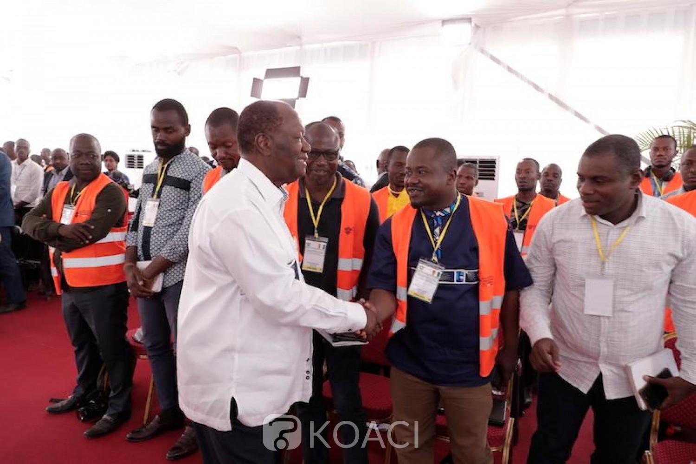Côte d'Ivoire :  Reforme de la CEI, Ouattara à l'opposition: «J'ai dit pas de retour en arrière sur quelques sujets que ce soit»