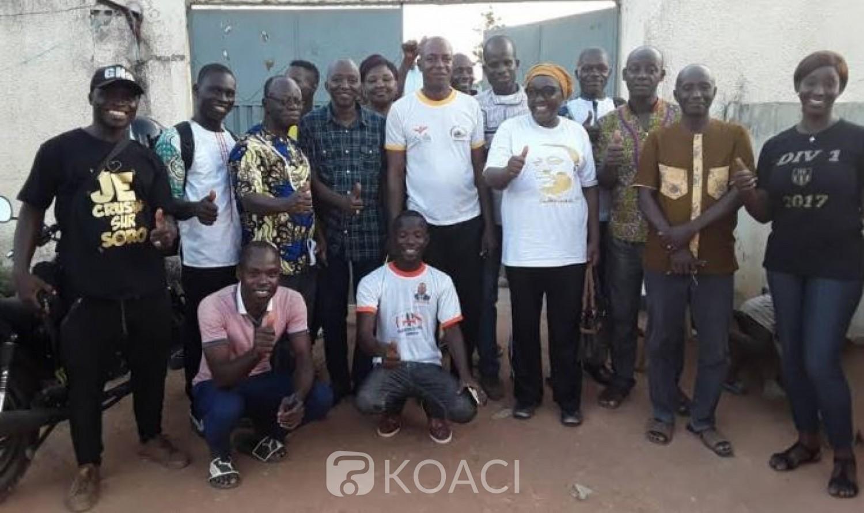 Côte d'Ivoire: Lancement des activités Générations et peuples solidaires par la présidente Fesa-Gps de Djebonoua