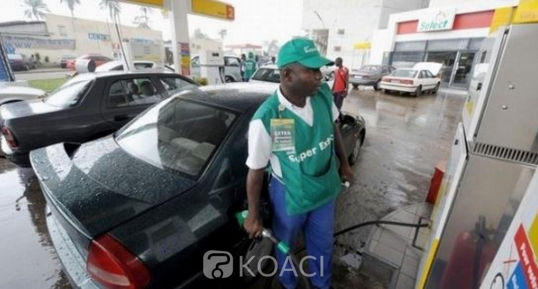 Côte d'Ivoire: Hydrocarbures, les prix à la pompe restent inchangés au mois de décembre