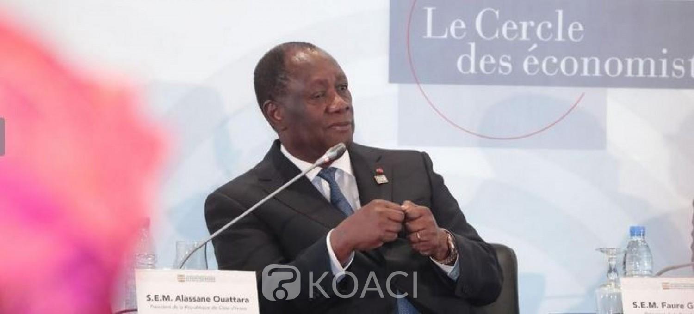 Côte d'Ivoire :  Depuis Dakar, Ouattara : «L'Afrique doit améliorer son recouvrement d'impôts et taxes pour financer son développement avec ses ressources propres »