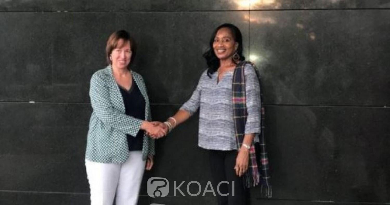 Côte d'Ivoire: L'ivoirienne Monica Séka sélectionnée pour participer au programme international de leadership des visiteurs aux USA