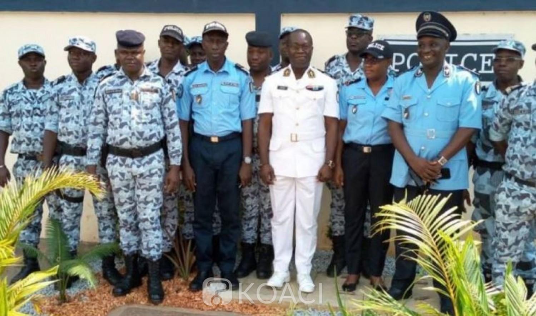 Côte d'Ivoire: Au commissariat du 3è arrondissement d'Adjamé, les consignes sont respectées selon  Ange Kessi au terme d'une visite