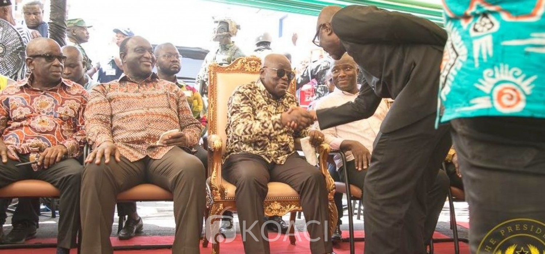 Ghana: Les commerçants de la GUTA rappelés à l'ordre face à leurs homologues étrangers