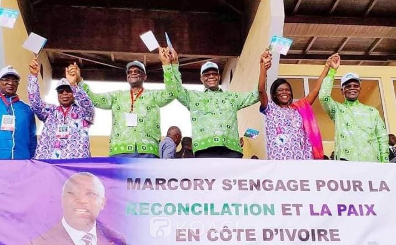 Côte d'Ivoire: 2020, les GOR et le PDCI projettent un second grand meeting à Yopougon, voici ce qu'ils vont exiger