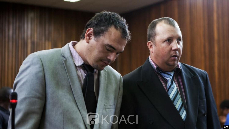 Afrique du Sud: Cinq ans de prison en appel pour les deux fermiers qui avaient tenté de fermer un noir dans un cercueil