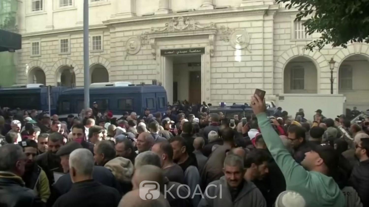 Algérie:  Procès pour corruption, deux anciens Premiers ministres  de Bouteflika en justice