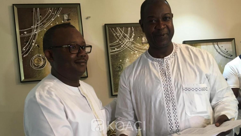 Guinée Bissau: Présidentielle,un candidat malheureux se rallie à Umaro Sissoco Embalo